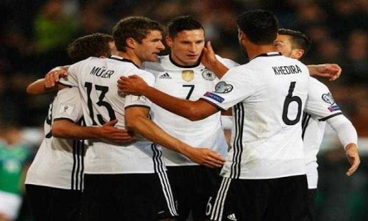 الماكينات الألمانية المعدلة تصطدم باستراليا فى كأس القارات
