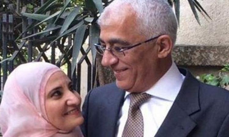 تجديد حبس ابنة القرضاوى وزوجها 15 يوما