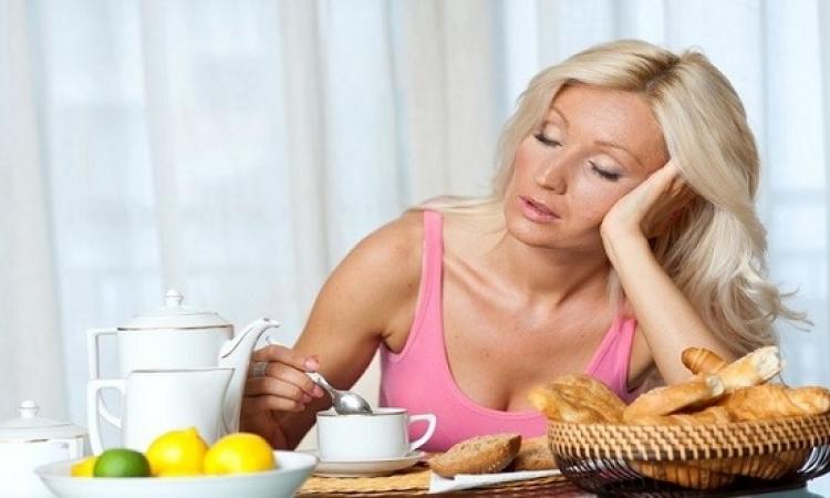 تشعر بالنعاس.. تعرف على الأطعمة التى تسبب النوم