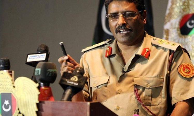 المسمارى : قطر تنقل أسلحة ومقاتلين من ليبيا لسوريا عبر تركيا