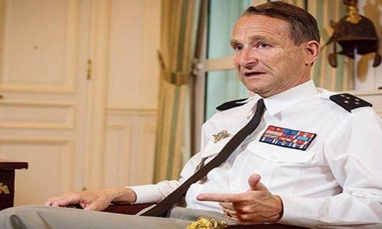 استقالة الجنرال بيير دوفيلييه رئيس أركان الجيش الفرنسى