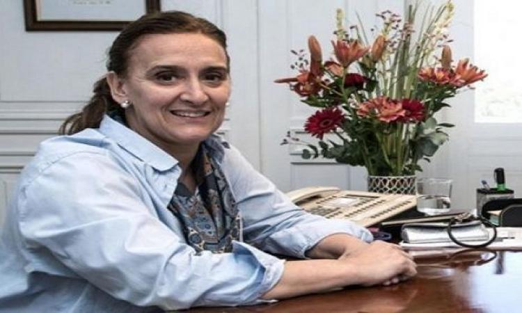السيسى يستقبل جابرييلا ميكيتى نائبة رئيس جمهورية الأرجنتين
