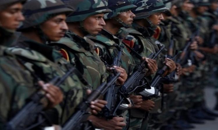 جلوبال فاير بور : الجيش المصرى الأقوى عربياً والعاشر عالمياً