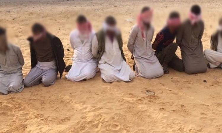 بالصور .. الجيش يواصل المرحلة الرابعة لعملية حق الشهيد بشمال ووسط سيناء