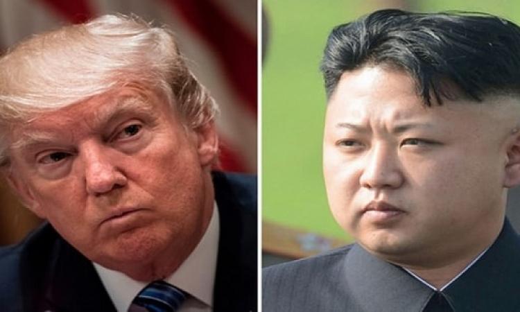 """الرئيس الأمريكى: العقوبات الجديدة ضد كوريا الشمالية """"خطوة صغيرة"""""""