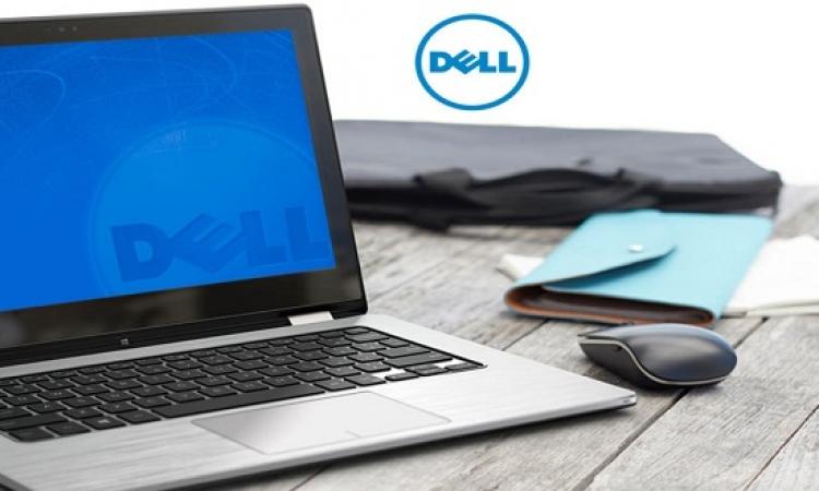 Dell تطرح أول كمبيوترمحمول .. بتقنية الشحن اللاسلكى