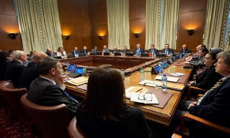 انطلاق ثامن جولات المحادثات السورية فى جنيف برعاية الامم المتحدة