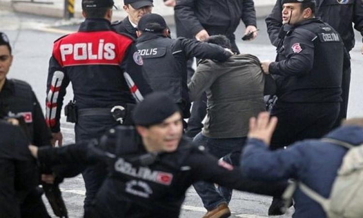 العفو الدولية تعرب عن قلقها لأعتقال 6 حقوقيين في تركيا