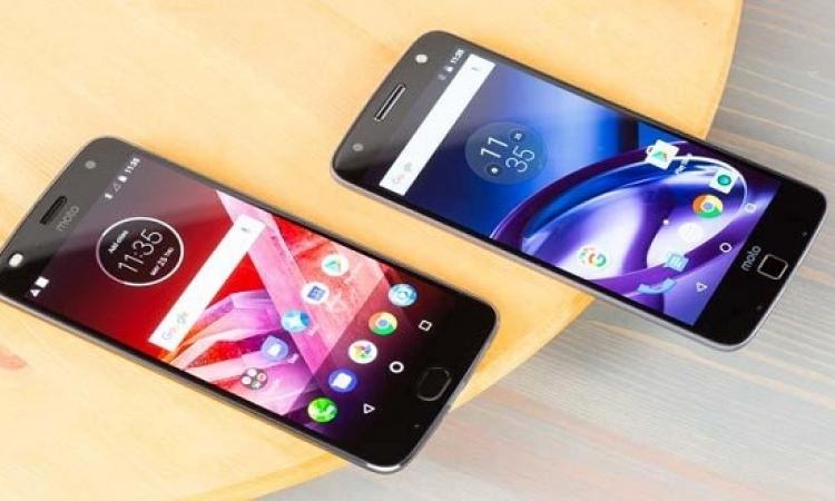 متورولا تصدر هاتف Moto Z2 بشاشة غير قابلة للكسر