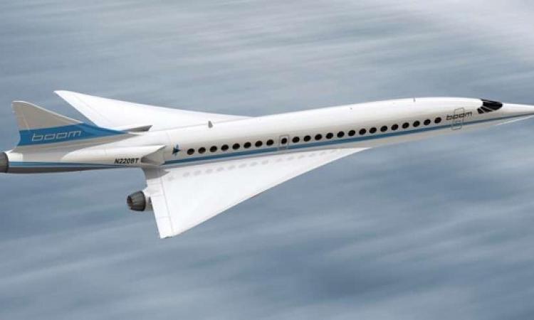 طلاء السراميك يختصر زمن الطيران بين لندن ونيويورك لساعتين فقط
