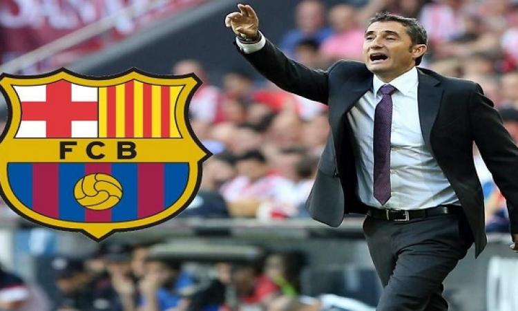 مدرب برشلونة لا يهتم بضم أى لاعب فى الموسم المقبل