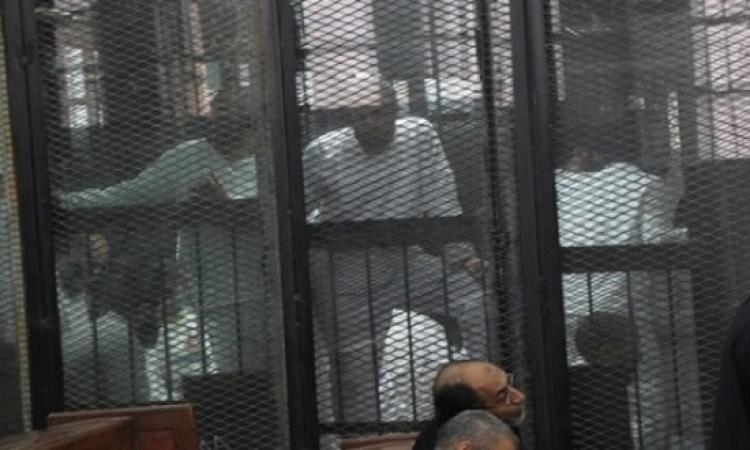 """الجنايات تصدر حكمها اليوم على 494 متهمًا فى """"أحداث مسجد الفتح"""""""
