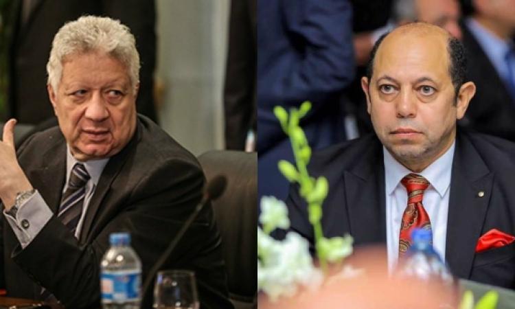 بالفيديو .. أحمد سليمان للسيسى : مرتضى منصور فوق القانون !!