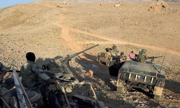 الجيش اللبنانى يحقق تقدماً فى عملية فجر الجرود ضد داعش