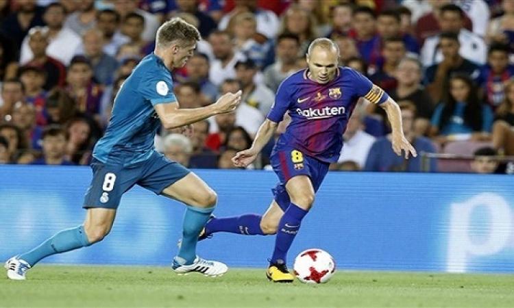 تعرف على مواعيد مباريات الدور ربع النهائى لكأس ملك إسبانيا