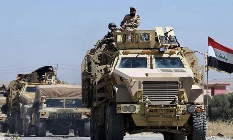 الجيش العراقى يدفع بتعزيزات إلى تلعفر تمهيداً لبدء معركة تحرير المدينة
