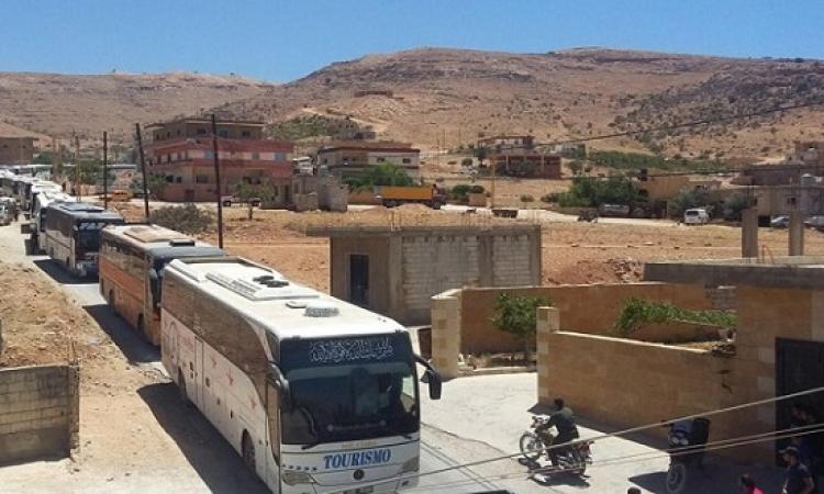 انتهاء كابوس عرسال بخروج المسلحين إلى إدلب
