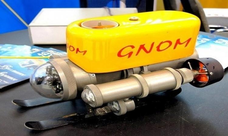 علماء روسيا يطورون روبوتا لمراقبة التلوث الإشعاعي في القطب الشمالي