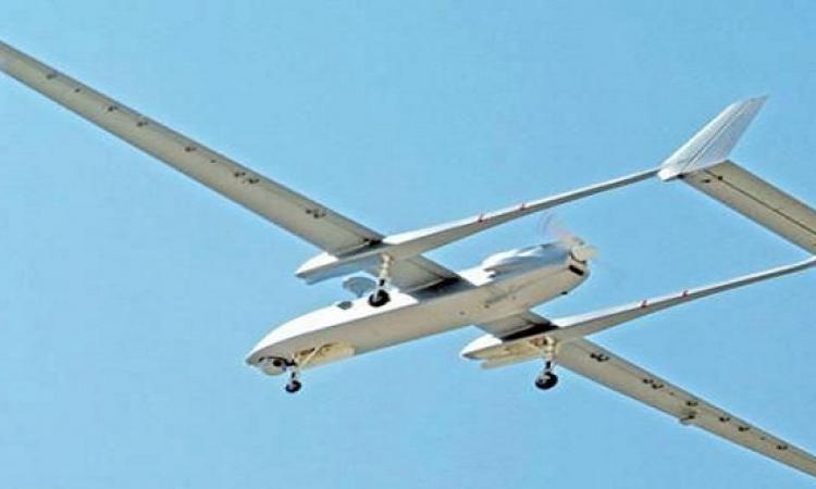 سقوط طائرة استطلاع تابعة لحماس داخل إسرائيل
