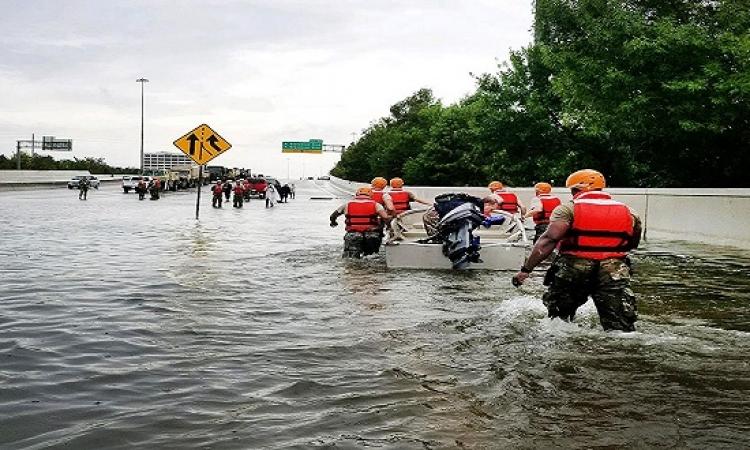 عاصفة «هارفى» تكلف الولايات المتحدة نحو 90 مليار دولار