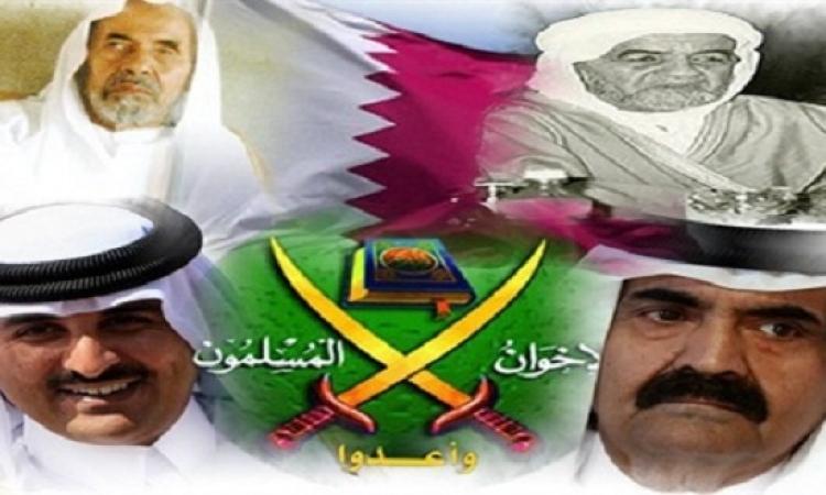 أيديولوجية الإخوان تجرى فى عروق النظام القطرى