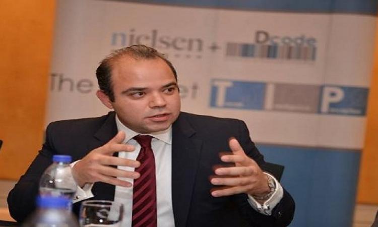 رئيس البورصة الجديد يقابل شريف إسماعيل