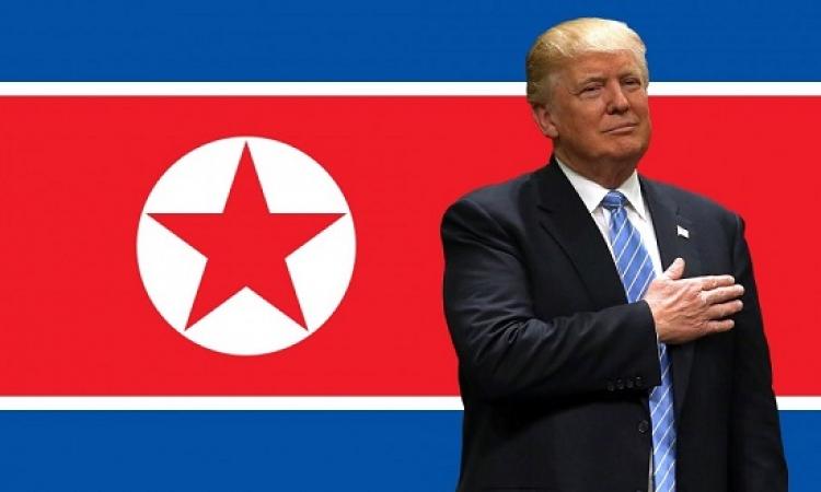 ترامب يهدد بتدمير كوريا الشمالية .. وتيلرسون : لسنا أعداءكم !!