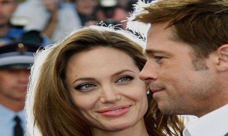 تحول مفاجئ في قضية طلاق انجيلينا جولي براد بيت
