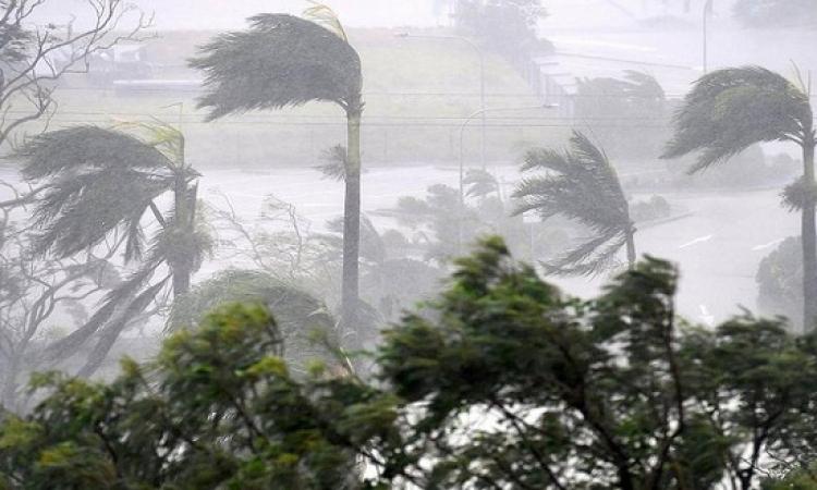 """الأرصاد السعودية تحذر من تحول العاصفة """"لبان"""" لإعصار"""
