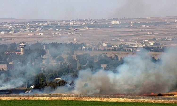 المعارضة المسلحة تستهدف موقعاً لجيش السورى بريف دمشق