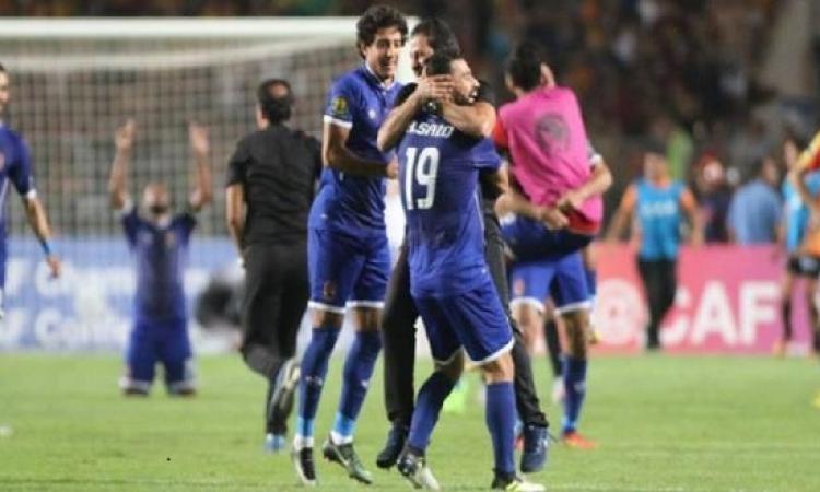 الكاف يعترف : الأهلى فاز على الترجى رغم أنف الحكم !!