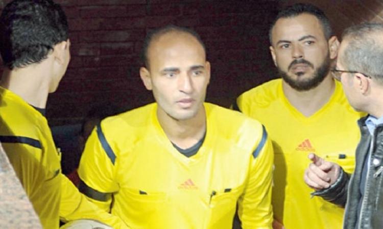 لجنة الحكام تتراجع عن إيقاف حكم مباراة الأهلى وطلائع الجيش