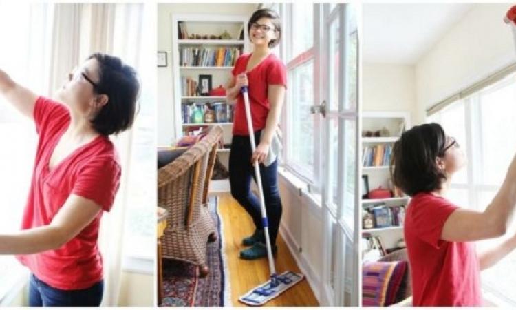بدائل طبيعية غير مكلفة لتنظيف المنزل كاملا