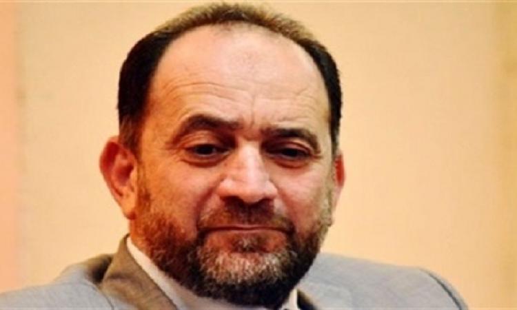 اللجنة الأولمبية توقف عضوية حمادة المصرى