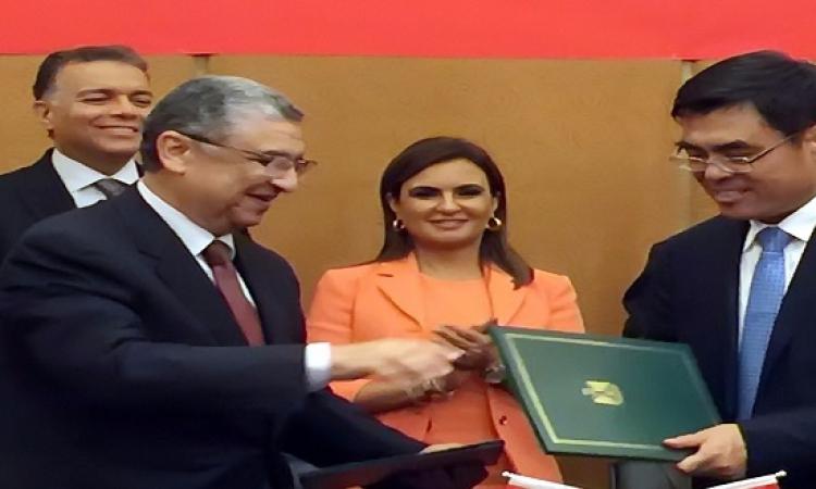 مصر توقع اتفاقا استثماريا مع الصين لزيادة قدرة شبكة الكهرباء