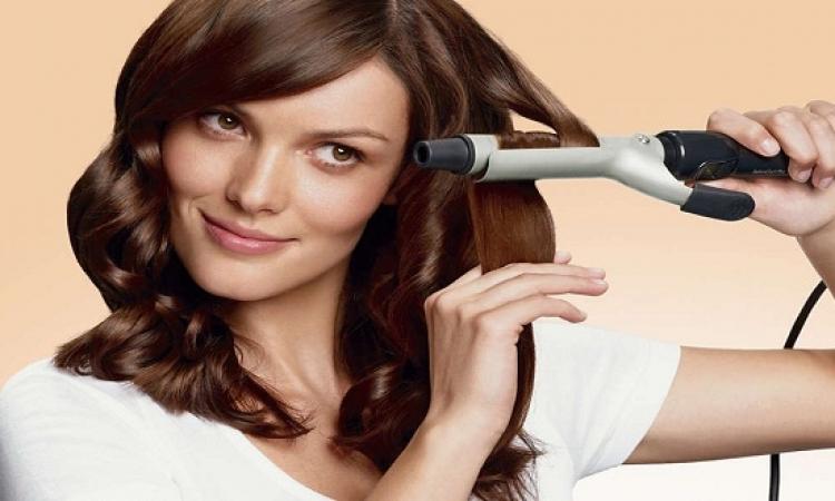 كيفية العناية بمكواة الشعر الكهربائية