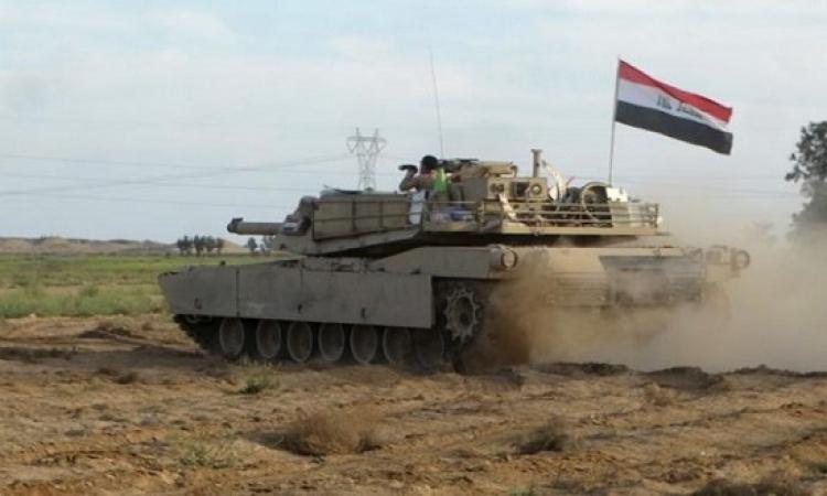 """الجيش العراقى يطلق عملية عسكرية لتحرير ناحية """"الرمانة"""" الاستراتيجية من داعش"""