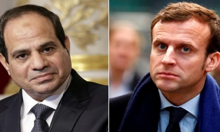 انطلاق القمة المصرية – الفرنسية اليوم بالاليزية .. والسيسى وماكرون يشهدان التوقيع على 17 اتفاقية