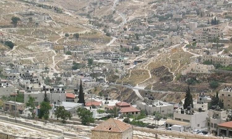 مخطط إسرائيلى استيطانى جديد فى جبل المكبر بالقدس