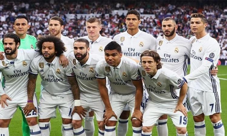 ريال مدريد فى مهمة صعبة أمام توتنهام الانجليزى بدورى الأبطال