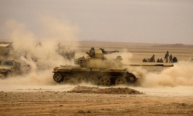 قائد عمليات الحويجة يعلن السيطرة على 150 قرية ومنطقة ومقتل 385 داعشياً