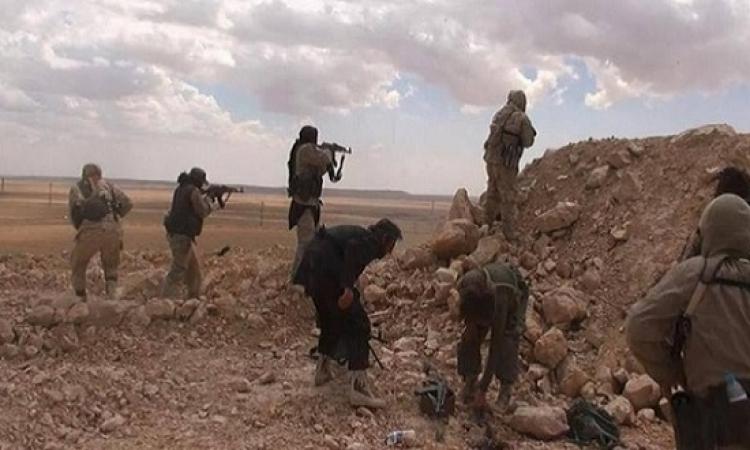 داعش يستعيد السيطرة على 20 بلدة فى ريف حماة بعد معارك مع جبهة النصرة