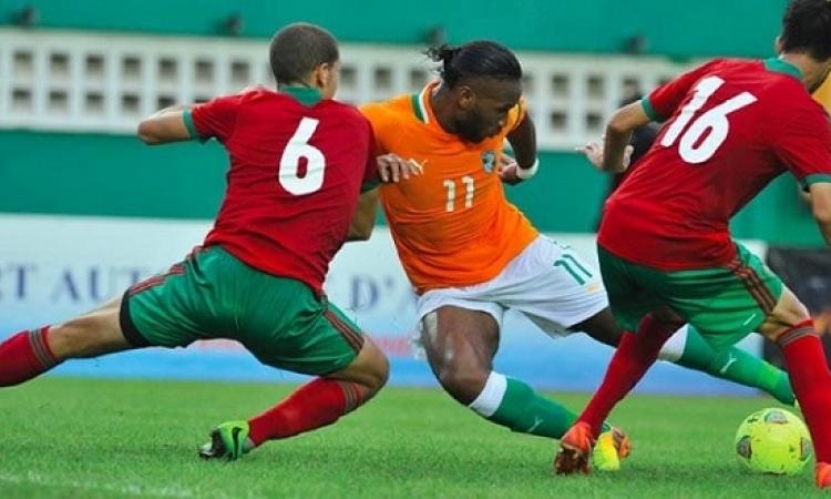 المغرب وتونس يسعيان للتأهل للمونديال أمام كوت ديفوار وليبيا