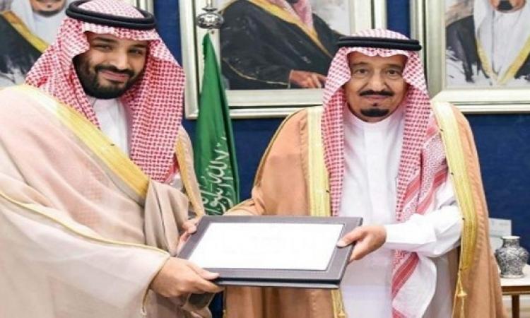 تكهنات حول تنازل العاهل السعودى عن العرش لابنه محمد بن سلمان