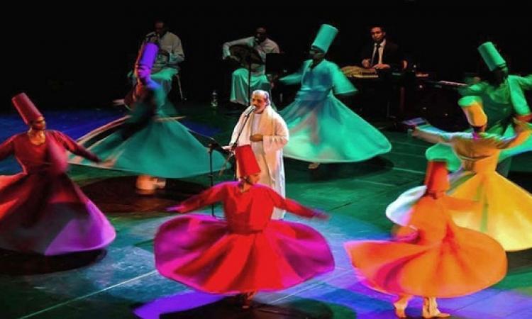 مكتبة الإسكندرية تنظم احتفالية لعشاق الغناء الصوفى
