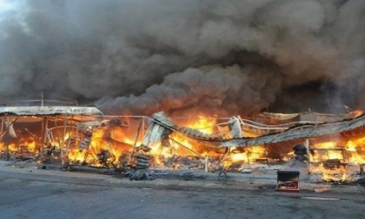 ارتفاع ضحايا تفجيرات النهروان بالعراق إلى 45 قتيلاً وجريحا .. وداعش يتبنى الهجوم