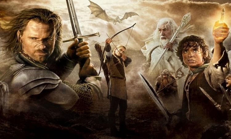 سلسلة The Lord of the Rings تتحول إلى مسلسل
