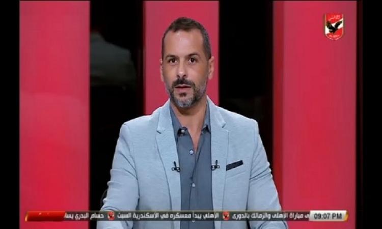بالفيديو .. عبد الحميد حسن : رحلت عن قناة الأهلى لعدم حيادها .. وتعرضت للإهانة بسبب الخطيب !!