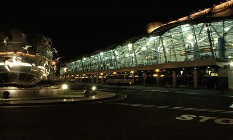 مطار القاهرة يجرى تجربة طوارئ واسعة النطاق