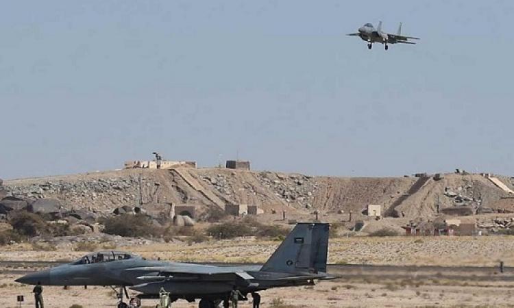 التحالف العربى يعاود استهداف صواريخ الحوثيين بصنعاء